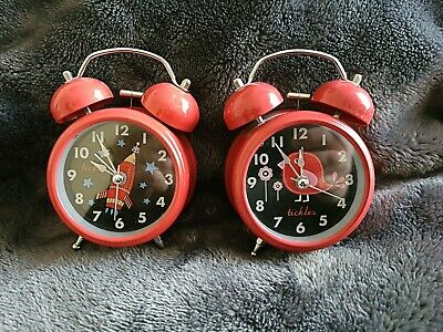 AU10 • Buy 2 X Kids Alarm Clocks
