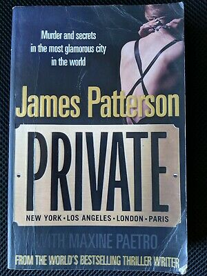 AU7 • Buy Private By James Patterson