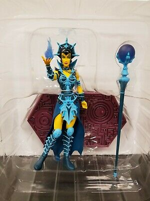 $60 • Buy Masters Of The Universe EVIL-LYN Mini-Statue 7  AFX Exclusive Figure NECA MINT