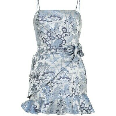 AU110 • Buy Alice McCall Little Bonita Dress In Ink (RRP $390)