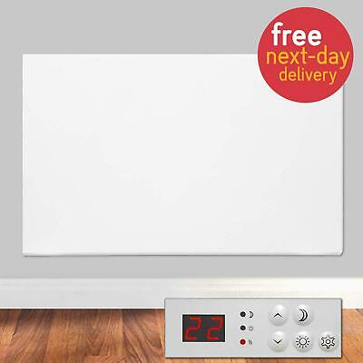 £64.99 • Buy 1000W Electric Space Heater Wall Mounted Or Free Standing Panel Radiator