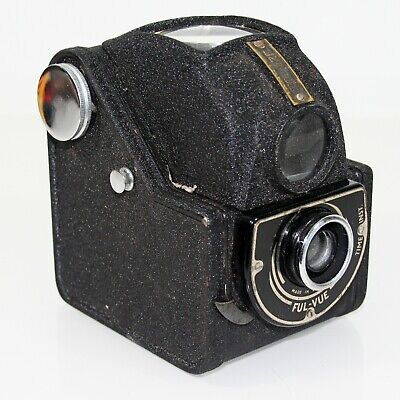 1940's BARNET ENSIGN FUL-VUE VINTAGE 120 FILM CAMERA FOR COLLECTORS DISPLAY • 16.95£