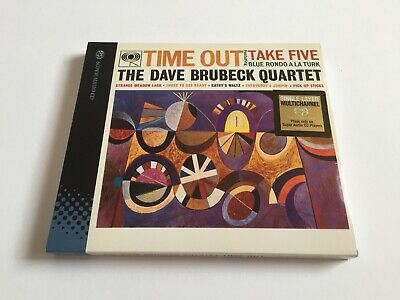 The Dave Brubeck Quartet — Time Out (SACD) • 52£