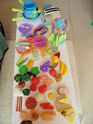 Early Learning Center Kitchen Multi Color With Lots And Lots Of Accessories • 45£