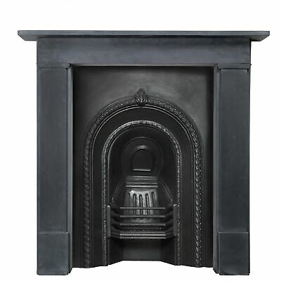 £1255 • Buy Late Georgian / Victorian Style Natural Slate Chimneypiece