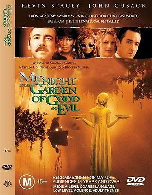 AU19.99 • Buy Midnight In The Garden Of Good And Evil (DVD, 1999) Region 4 Kevin Spacey