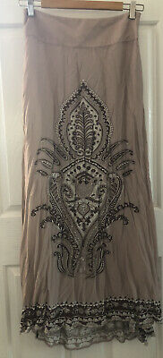 AU59.95 • Buy Arnhem Skirt Size S Small Rare Gorgeous Neutral Colours Latte New Without Tags