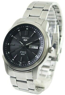 $ CDN154.19 • Buy Seiko 5 Automatic 21 Jewels SNKM87 SNKM87K1 SNKM87K Men's Watch
