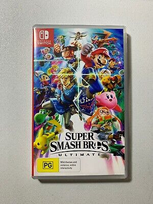 AU65 • Buy Super Smash Bros. Ultimate (Nintendo Switch)