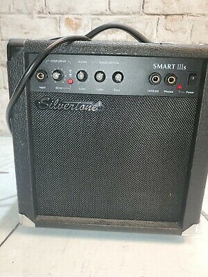 $ CDN41.11 • Buy Silvertone Smart IIIs Guitar Amplifier