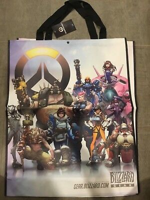 AU10 • Buy Blizzard Gear 2018 Convention Overwatch Oversized Bag Blizzcon
