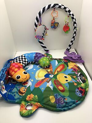 LAMAZE Freddie The Firefly Baby Activity Play Mat | 3-in-1 Baby Gym • 13.57£