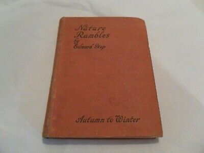 Nature Rambles By Edward Step - Autumn To Winter, 1944 • 5£