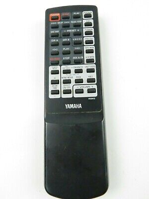 AU13 • Buy Yamaha VR09410 Audio/Video Receiver Remote Control GENUINE NO Battery Cover