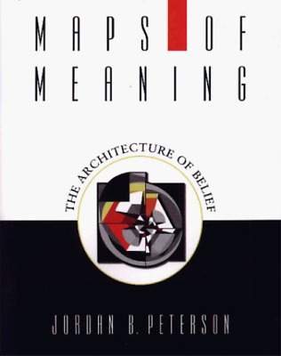 AU117.68 • Buy Peterson, Jordan B.-Maps Of Meaning BOOK NEW