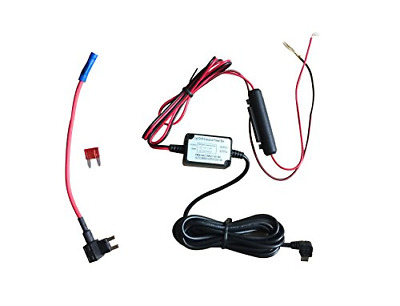 Dash Camera Hard Wire Kit With Micro USB Direct Hardwire Car Charger Cable Kit & • 15.26£