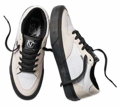 AU129 • Buy Vans Shoes Rowan White Black Pro USA SIZE Skateboard Sneakers