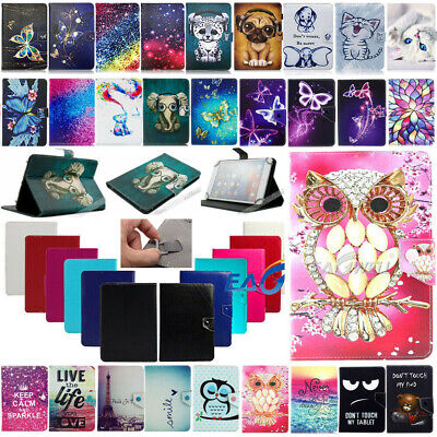 AU24.14 • Buy For Lenovo Tab 10 M10 E10 P10 10.1  Tablet 2019 Universal Folio Stand Case Cover