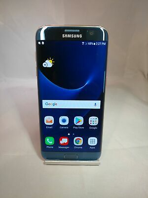 $ CDN161.97 • Buy Samsung Galaxy S7 Edge 32GB Coral Blue T-Mobile Very Good Condition