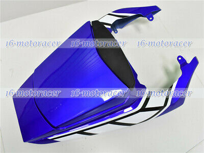 $207.48 • Buy Blue White Black Injection Rear Tail Seat Cover Fairing For 2003-2005 YZF R6 #05