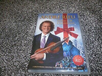 Andre Rieu.Home For Christmas..dvd.Will Post Next Day • 3.95£