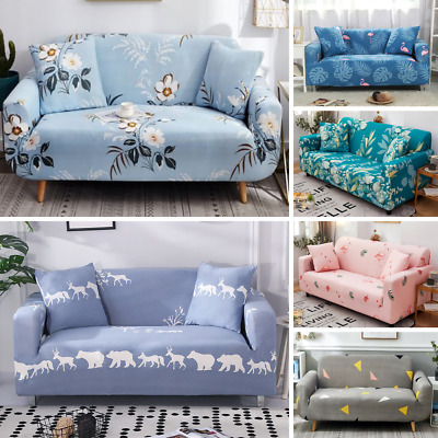 AU38 • Buy Sofa Covers 1 / 2 / 3 / 4 Seater Couch Slipcover Protector - Bonus Cushion Cover