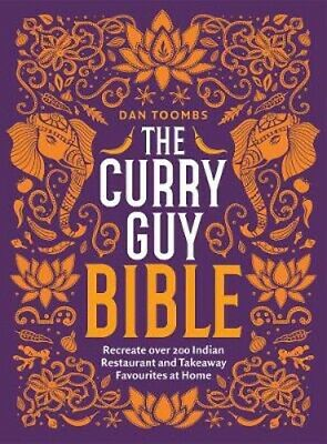 £16.06 • Buy The Curry Guy Bible: Recreate Over 200 Indian Restaurant And Takeaway Classics A