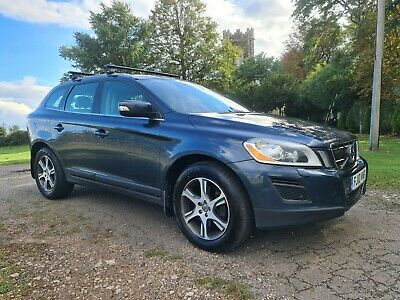 Volvo Xc60 Se Lux D3 Automatic Diesel 2010 SUV 2.0  • 5,950£