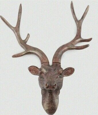 XL Stag Head Wall Mounted • 19.99£