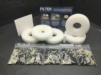 £7.99 • Buy 5 X Compatible With Biorb Filter Service Kit Refills Orb Inc An Air Stone & Pad