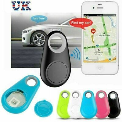 Smart Wireless Bluetooth 4.0 Key Finder ITag Anti Lost Tracker Alarm GPS Locator • 2.90£