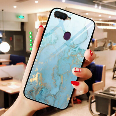 AU16.90 • Buy OPPO A52 A91 A9(2020) A59  AX7 A73 A57 R15  R11S Case Cover Special Marble