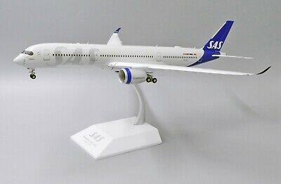 AU199.95 • Buy JC Wings 1:200 SAS Scandinavian Airlines Airbus A350-900 XWB 'Flaps Down' SE-RSA