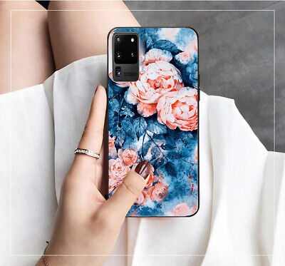 AU15.20 • Buy  OPPO A53/A53S A72 A52 AX5 AX7 A57 F1S A73 A91Case Cover Flower Pattern Soft