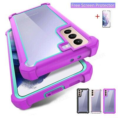 £4.99 • Buy Case For Samsung Galaxy S21 S20 FE S20 S10 Ultra New Shockproof Silicone Cover