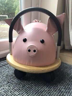 Wheely Bug Pig (Large) Ride On • 10£