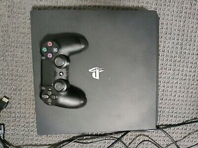 AU350 • Buy PS4 PRO 1 TB With One Remote And One Disk Game