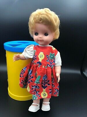 1960s Roddy Doll In Original Clothes • 16£