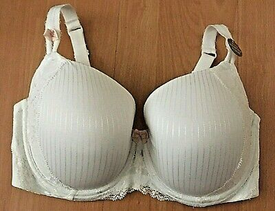 £11.99 • Buy M&s Adored White Full Cup T-shirt Bra With Memory Foam Size 36f