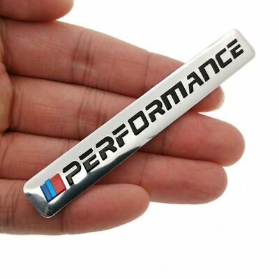 $9 • Buy 1PCS Car Decal Logo Badge Auto Accessories Sticker M Power Performance For BMW M