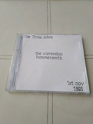 The Three Johns Live In London 1/11/1985 Cd • 6£