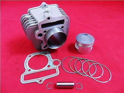 Barrel & Piston Kit With Gasket For YX140cc Pit Bike Engine. 56mm YX140 • 48.50£