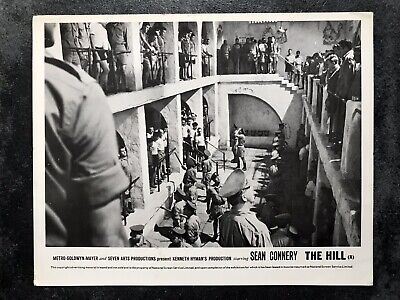 THE HILL Vintage 1965 Movie Film Photo SEAN CONNERY IAN HENDRY HARRY ANDREWS • 9.95£