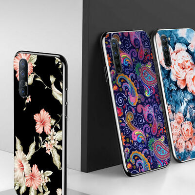 AU13.29 • Buy For OPPO AX5 AX7 A57 A73 A52 A91 A9 2020 Case Cover Soft Flowers Style