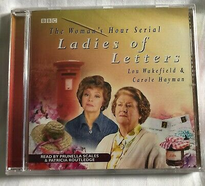 Audio Book LADIES OF LETTERS Read By Patricia Routledge And Scales On 1 X CD NEW • 6£