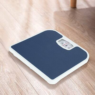 Accurate Mechanical Dial Bathroom Scales Weighing Scale Body Weight Blue • 12.59£