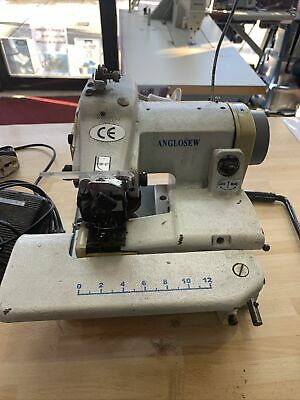 Blind Hemming (Blindstitch Hemmer) Sewing Machine Anglosew • 150£
