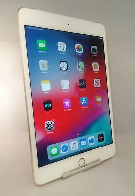 $ CDN298.84 • Buy Apple IPad Mini 4 128GB Gold Unlocked Fair Condition