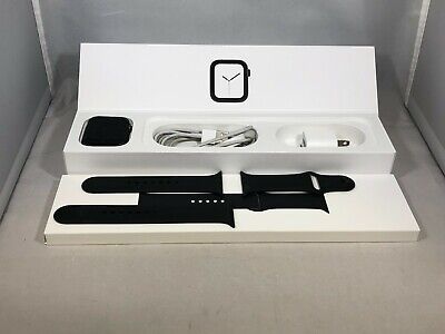 $ CDN277.49 • Buy Apple Watch Series 4 (GPS) Space Gray Sport 44mm Good Cond W/ Black Sport