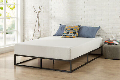 $ CDN169.85 • Buy Zinus 10 Inch Platforma Low Profile Bed Frame / Mattress Foundation Queen